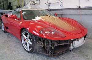 Ferrari GT 360 Spider