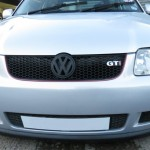 """The Headlight look like new. Note how me have modified the front bumper by """"Smoothing"""""""