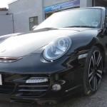 Porsche, Essex, East London