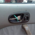 fork handle, diy car repairs