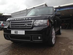 Range Rover bodyshop essex, range rover garage essex