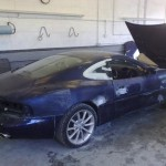 Aston Martin work in progress 3