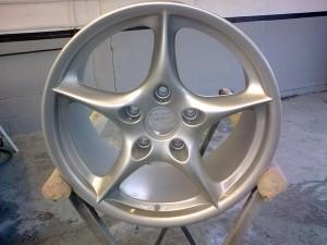 wheel Refurbisment