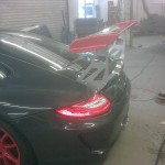 106. Boot deck GT3 RS designed by The Bodyshop