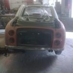 Figaro repairs in process