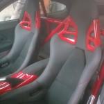 86 Carbon Front Seats