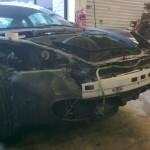2. Porsche frontal strip