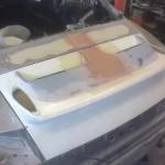 53. Bootdeck under fabrication