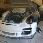 31. Front Bumper GT3 look