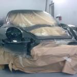 66. Front of GT3 in top coat