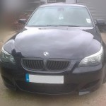 BMW 5 series upgraded Sport look