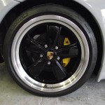 Genuine Fuchs wheels