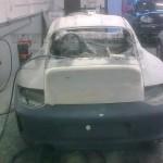 Porsche Classic rear bumper
