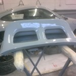 Porsche Classic Ducktail boot deck