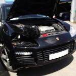 Porsche Cayenne Conversion