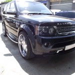 Range Rover Daytime Running Lights LED
