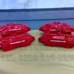 Porsche 997 calipers