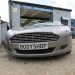 Bodyshop garage in Essex