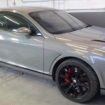 Bentley Supersport conversion