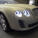 Bentley Bumper