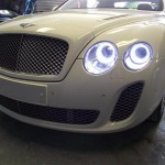 Bentley Front Bumper