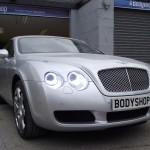 New Bentley website www.bentleyconversions.co.uk