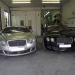 Bentley repairs Essex