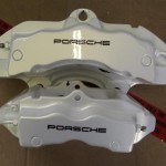 Porsche Caliper and Alloy wheel refurbishmen
