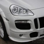 Porsche Conversion, Cayenne repairs and conversions