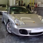 Porsche 911 paint and repairs