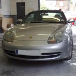 Porsche 996 accident repairs London and Essex