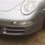 Porsche 911 bumper and repairs