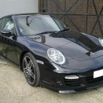Porsche Carrera $S car body repairs