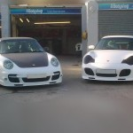 Porsche 997 Turbo repairs