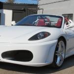 Ferrari Body Repairs Ilford Essex