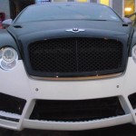 Bentley Mansory Front