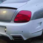 Bentley Mansory Rear bumper