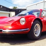 Fully Restored Ferrari Dino