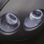 Bentley LED Headlight conversion