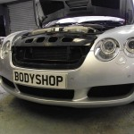 Bentley Headlight conversion