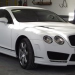 Bentley conversion
