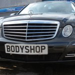 Mercedes bodywork scratch repair, dent removal Essex