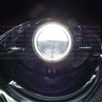 Porsche 997 Angel Eye Headlight Conversion