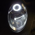 Porsche Angel Eye Headlights