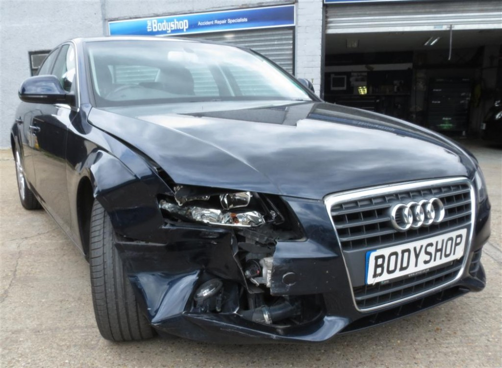 Audi Approved Car Body Repairs