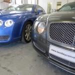 Bentley GT Conversion