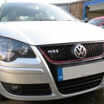 Repaired Polo GTI