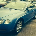 Bentley GT Repair and conversions