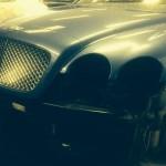 Bentley GT Angel Eyes