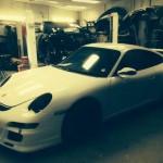 Porsche Angel Eyes